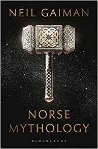 Norse Mythology UK cover