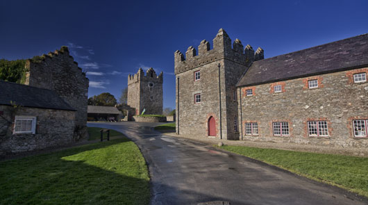 Castle Ward Estate - Game of Thrones Winterfell Tour