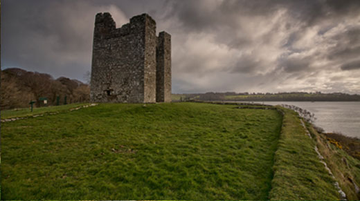 Audleys-Castle-Strangford-Lough