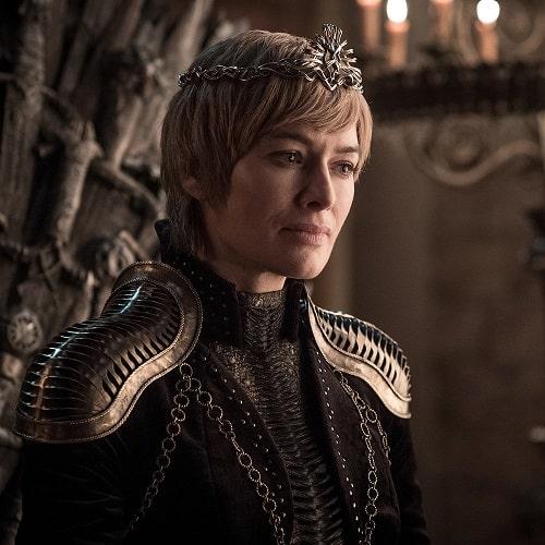 Cersei Lannister Game of Thrones Season 8