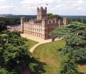 Downton Abbey Private Filming Locations Tour by Black Taxi