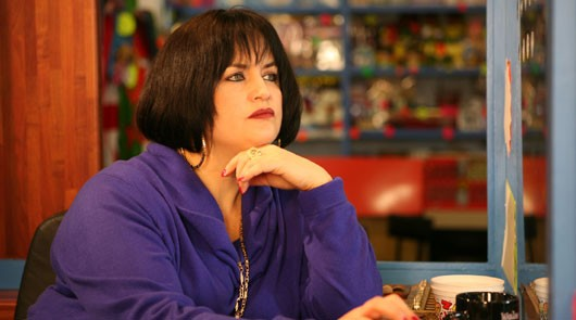 Gavin and Stacey Tour nessa's arcade