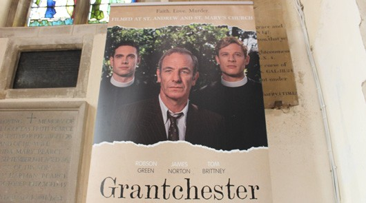 Grantchester tour
