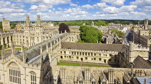 Inspector Morse, Lewis and Endeavour Tour of Oxford