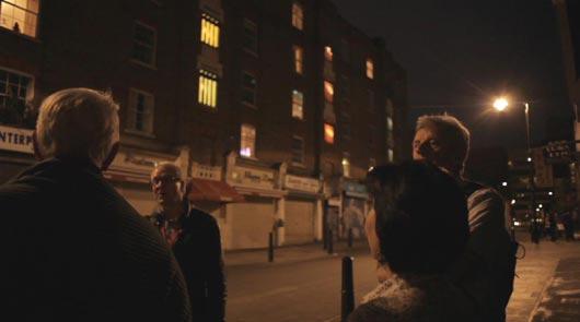 Jack the Ripper Tour – La visite de Jack l'Éventreur à Londres