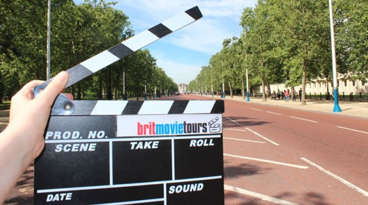 London Film Locations Walking Tour