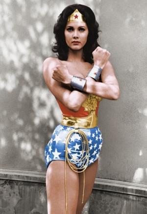Lynda Carter - Wonder Woman