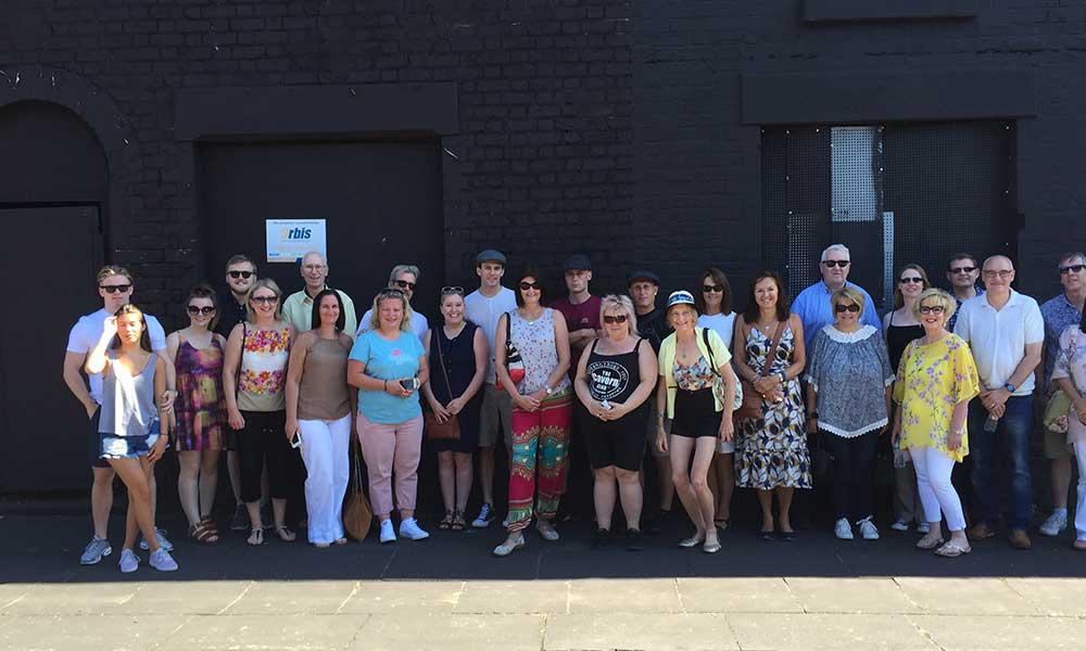 Peaky Blinders Tour Group