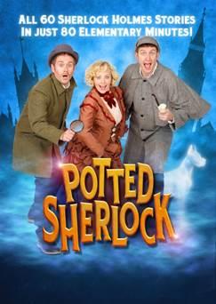 Potted Sherlock