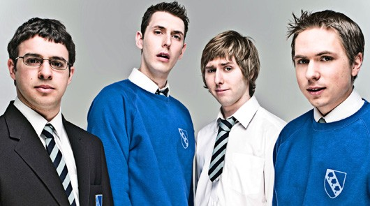 The Inbetweeners Tour of Locations