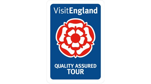 Visit England Quality Assured Logo