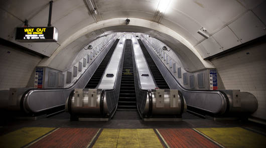 Charing Cross Station Tour
