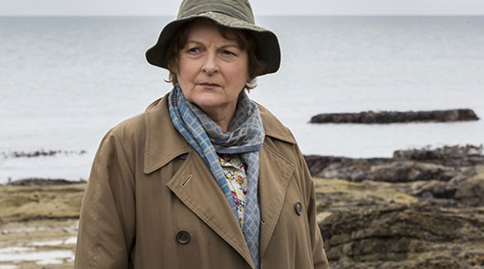 Vera Half Day Tour of Newcastle Filming Locations