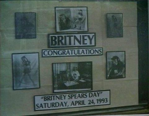 Britney day 3