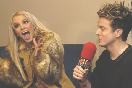 Britney Spears and JoJo Wright