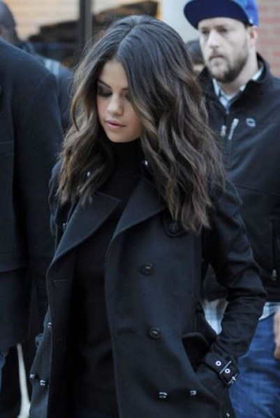 Selena Gomez Gorgeous Hair