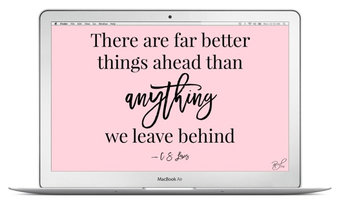 C.S. Lewis quote free desktop wallpaper download