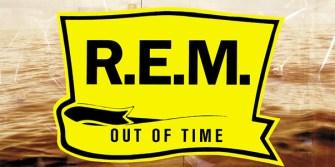 """El día que """"Out of Time"""" de REM llegó al #1"""