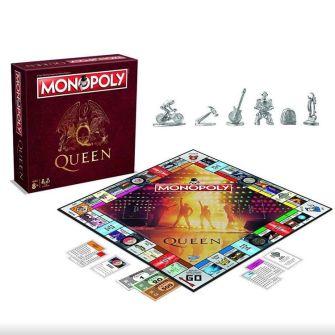 Se prepara un juego de Monopolio basado en Queen