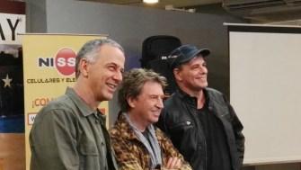 """Andy Summers: """"Estoy disfrutando de tocar con estos dos grandes músicos brasileros"""""""