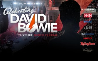 "Llega ""Celebrating David Bowie"" a Paraguay"