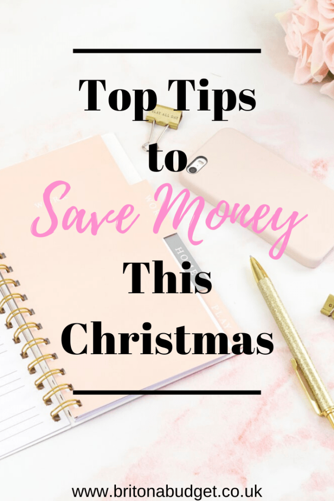 top tips on how to save money this christmas