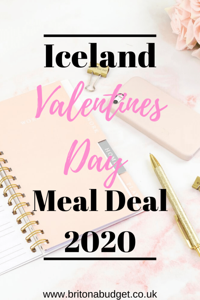 iceland valentines day meal day