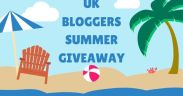 UK BLOGGERS SUMMER GIVEAWAY