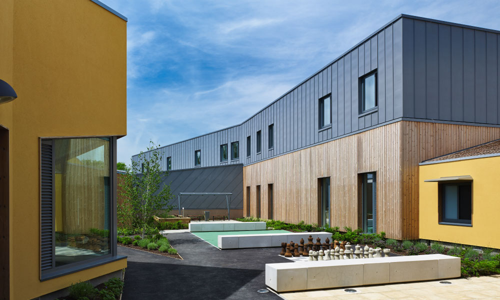 Kingsley Green Mental Health facility  Britplas