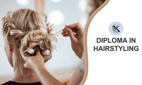 DIPLOMA IN HAIRSTYLE