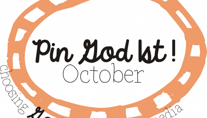 Pin God 1st in October!