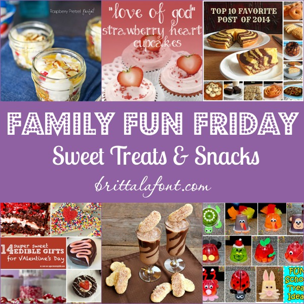 SweetTreatsandSnacks Family Fun Friday
