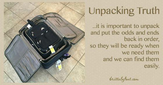 Unpacking Truth