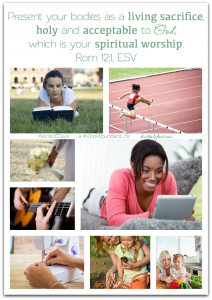 October 26 - In Christ, You are...a Worshipper Fulfilled