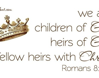 Inseparable: Lesson 11 – In Christ, You are…Royalty Crowned
