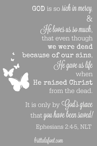 Eph 2.4-5