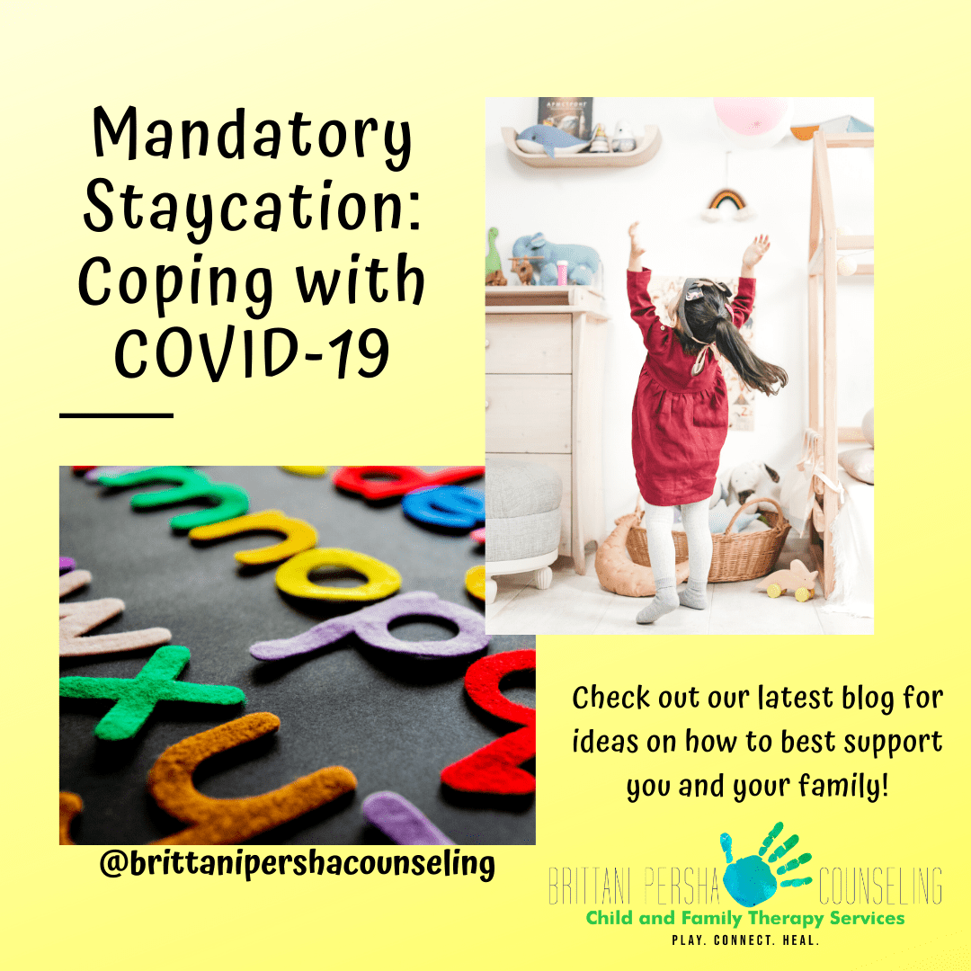 COVID-19- Supporting Families Through Mandatory Staycation