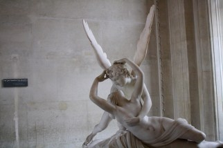 Louvre - Antonio Canova - Psyche Revived by Cupid's Kiss