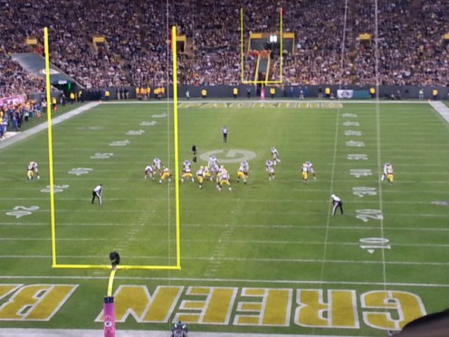 Packer Game