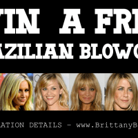 Win a Free Brazilian Blowout :: Follow this new blog