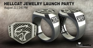 JewelSmiths - Hellcat Launch Party ad 3