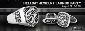 JewelSmiths - Hellcat Launch Party ad 5