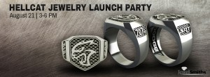 JewelSmiths - Hellcat Launch Party ad 6