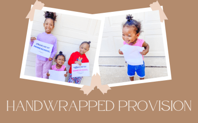 Hand-wrapped Provision