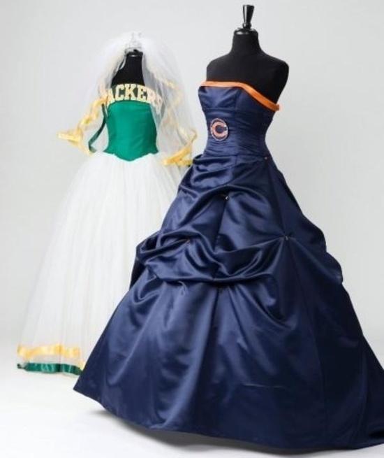 Bridal Bonanza Bears  Packer Wedding Gowns  Marques Says