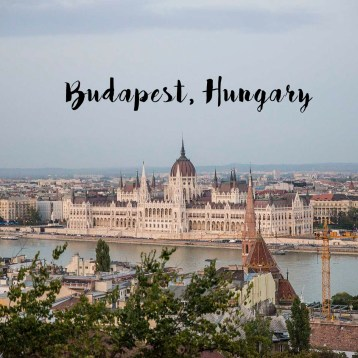 Visit Budapest, Hungary with your children!