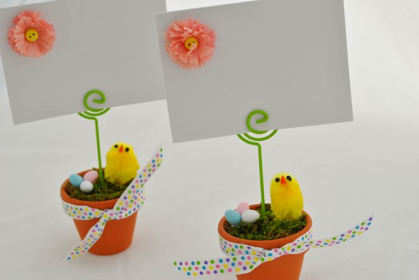 Easter Place Card Holders