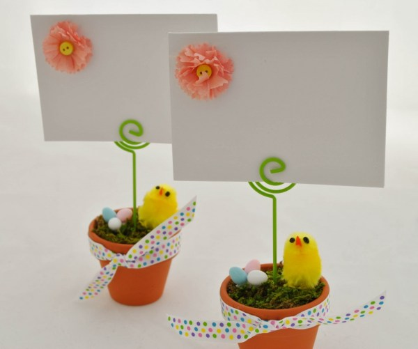 Easter Place Card Holders - Brittany's Best