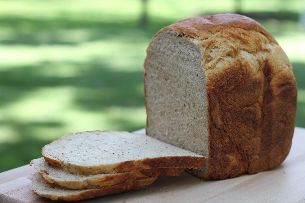 Basic Wheat Bread For Bread Machine | Brittany's Pantry