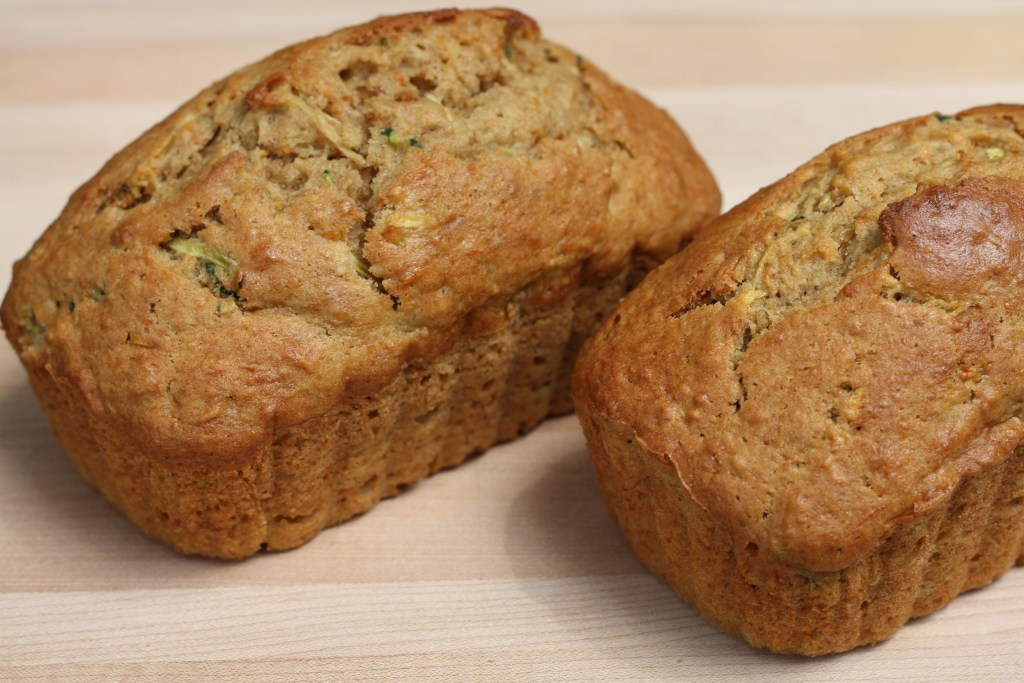 Earth Bread by Brittany's Pantry - A quick bread full of healthy ingredients!